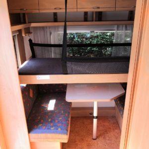 Burnster 390 - poschodova postel