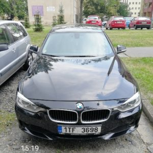BMW 318d Combi 105kW/143PS Xenon - manual diesel