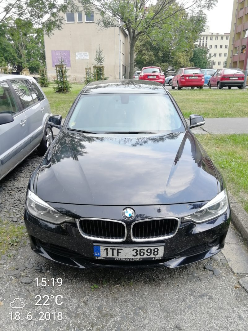 BMW 318d Combi 105kW/143PS Xenon - manual diesel