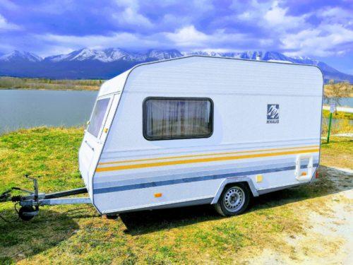 Knaus maly karavan