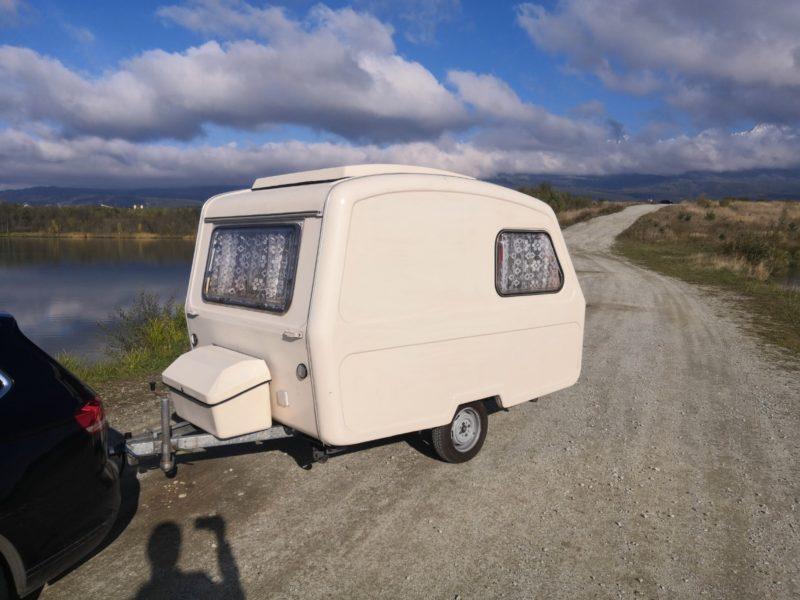 Niewiadow prives legendarny karavan malicky do 750 kg